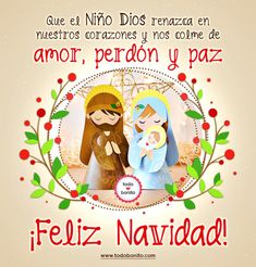 Merry Christmas In Spanish, Merry Christmas Everyone, Pink Christmas, Christmas Time, Christmas Crafts, Christmas Messages, Christmas Quotes, Christmas Signs, Christmas Images