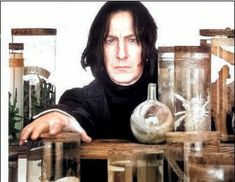 Sorting Hat Test, Alan Rickman, Severus Snape, Slytherin, Ss, Harry Potter, Fictional Characters, Slytherin House, Fantasy Characters