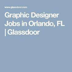 graphic design jobs orlando