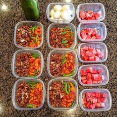Meal Prepping doesnt have to cost as much  as most...  Meal Prepping doesnt have to cost as much  as most people think! - All done. $25 worth of food turns into 5 breakfasts 6 lunches 5 snacks and a green smoothie for 3 days. -  Take notes from @cbui81 and his sweet and affordable meal prep plans  - Check out some of the containers we like on our site (bio link)  #mealprepsunday #sundaymealprep #mealprep #mealprepster #prepforsuccess http://ift.tt/1jIEPQL  mealprep mealprepster mealplan…