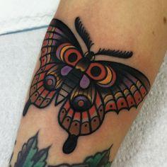 tattoos + tutus | electrictattoos: Elizabeth Huxley