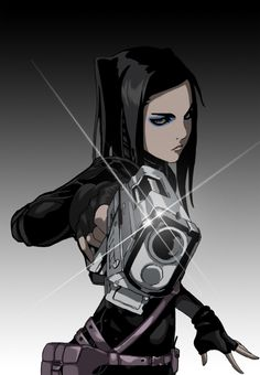 Ergo Proxy by ~Demonidras on deviantART #ErgoProxy