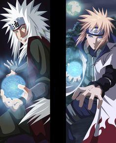 Master and Student - Naruto Shippuden