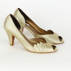 Chaussures à paillettes Patricia Blanchet - 30 paires de chaussures à paillettes qui en jettent - Elle