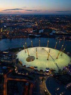 Feeling brave? Reach the summit of the London's O2.