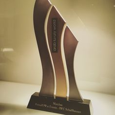Look at what has just arrived and is sitting pretty in our office! Our #ArabLuxuryWorld #Award that we won for the #IWCFilmmakerAward event during the #DubaiInternationalFilmFestival that we collaborated with #IWCSchaffhausen on! #ArabLuxuryAward #Celebration #PR #PencellPR #Awards #IWCGulfFilmmakerAward #DIFF2014  #MyDubai