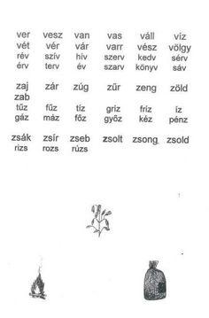 FELADATLAPOK A BETŰTANULÁSHOZ, ÖSSZEOLVASÁSHOZ - webtanitoneni.lapunk.hu Teaching, Play, Words, Dyslexia, Teaching Manners, Horse, Learning