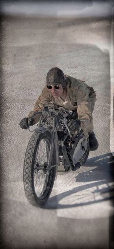 Bonneville motorcycle
