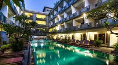 ticketbooking4u.com - Champlung Mas Hotel Bali Bali, Mansions, House Styles, Feb 2017, Hotels, Home Decor, Decoration Home, Manor Houses, Room Decor