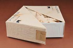 ¿Te habías imaginado una caja de zapatos así? #embalaje #film #transparente…