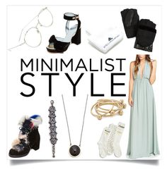 """Minima Style"" by ramakumari ❤ liked on Polyvore featuring Show Me Your Mumu, VALLEY, Kate Spade, Stuart Weitzman, Mackage, Jacqueline Rose, Frances Valentine, Lulu Frost and adidas"