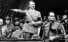 Bartering of Rudolf Hess for 100,000 Jews Held by the Nazis is Suggested
