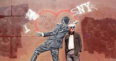 Graffiti a New York su Sky Arte: Federico Buffa va alla scoperta delle radici del Writing, un viaggio tra i tag e segni del paesaggio urbano