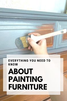 How to Paint Furniture Cheap Furniture Makeover, Diy Furniture Renovation, Diy Furniture Projects, Refurbished Furniture, Diy Projects, Repurposed Furniture, Yellow Painted Furniture, Paint Furniture, Cool Furniture