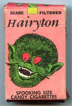 zgmfd: Hairyton candy cigarettes