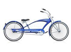 Micargi Puma GTS Stretch, Blue - Cruiser Bike