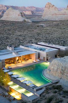 Amanigiri Resort in Utah | Photo Scott Clark Photo | Honeymoon