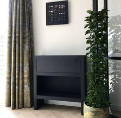 Sidetable Decor, Oak Side Table, Side Table, Table, Home Decor, Oak, Fireplace