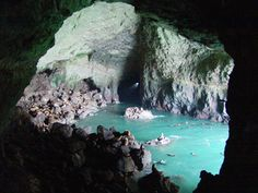 sea lion caves in florence, oregon. awesome.