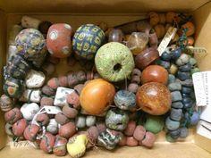 Viking beads from Gotland
