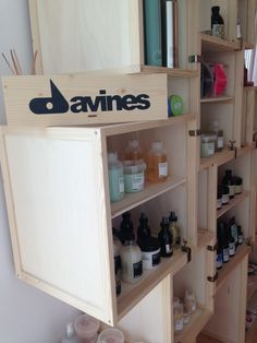 Davines! Awesomest hair products I've ever used!