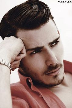 Trendy Summer Haircuts for Men and Women – Fun Hairstyle Ideas Top Hairstyles For Men, 2015 Hairstyles, Haircuts For Men, Cool Hairstyles, Brown Hairstyles, Winter Hairstyles, Formal Hairstyles, Moustaches, Short Hair Cuts