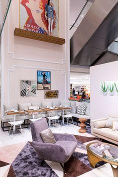 Cafe Vogue en Paris Printemps