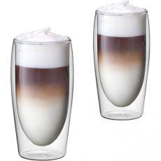 Scanpart Cafe latte thermoglas 350 ml (2 stuks)|binnenleven|herfst - Vivolanda