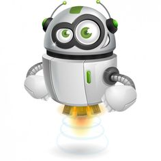 Vector Robot More than a million free vectors, PSD, photos and free icons. Boy Cartoon Characters, Robot Cartoon, Robots Characters, Vector Characters, Robot Vector, Robot Design, Online Advertising, Free Design, Ad Design