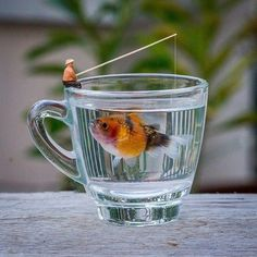 Foto: Art by Tanaka Tatsuya. Miniature Photography, Toys Photography, Tiny World, Wow Art, Miniature Crafts, Mini Things, People Art, Miniture Things, Photomontage