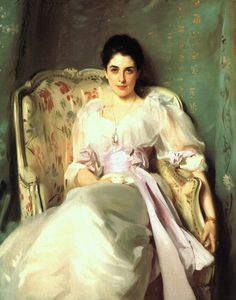 """Lady Agnew of Lochnaw"", John Singer Sargent, 1892-93"