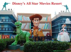 Disney's All Star Movies Resort is a Disney World value resort so this super-cute hotel is actually one of your most economical accommodation choices at Disney World.  For more photos and information about Disney's All Star Movies Resort see: http://www.buildabettermousetrip.com/disneys-all-star-movies