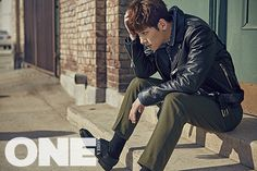 """20150702 JiChangWook For One Magazine July issue in L.A """"Man In The Mirror"""" CR :: BNT NEWS + wstarnews"""