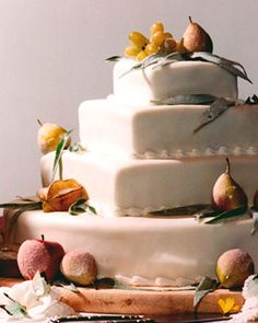 gorgeous sugared fruit cake from Gerhard Michler.