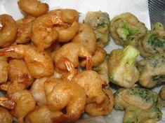 Paula Deen's Beer Battered Shrimp Recipe - Tried it. Battered Shrimp Recipes, Beer Battered Shrimp, Fried Shrimp Recipes, Pork Rib Recipes, Shrimp Dishes, Fish Recipes, Meat Recipes, Seafood Recipes, Cooking Recipes