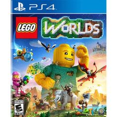 LEGO WORLDS  $30 on Amazon and Walmart