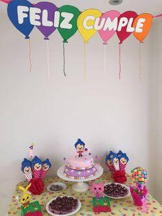 Cumpleaños con Plim Plim y sus amigos - Fiestas temáticas - Consultar precios!!