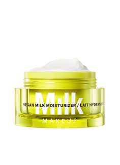 New in Skincare: Milk Makeup Has A New Vegan Milk Moisturizer - Formulated with Desert Milk, Fig Milk, Oat Milk & Argan Milk FTC: This post contains an affiliate link, which means we may earn commission for purchases made through the link. Moisturizer For Oily Skin, Oily Skin Care, Anti Aging Moisturizer, Tinted Moisturizer, Dry Skin, Organic Skin Care, Natural Skin Care, Natural Health Tips, Oily Skin Routine