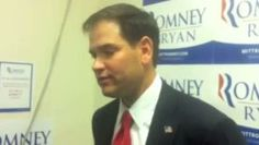 Marco Rubio Weighs In on GOP Candidate's Controversial Rape Comments
