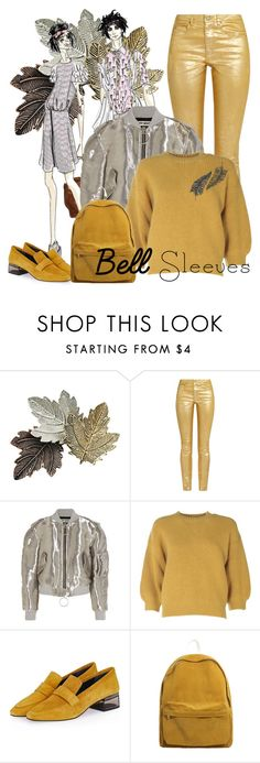 """""""street style"""" by ilona-828 ❤ liked on Polyvore featuring Chicnova Fashion, Étoile Isabel Marant, Off-White, 3.1 Phillip Lim, Topshop and Paperself"""