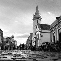 Largo da Ordem em Curitiba, PR