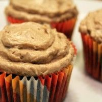 Paleo Cinnamon Ginger Frosting - Paleo Parents egg-free, dairy-free, gluten-free, refined sugar-free