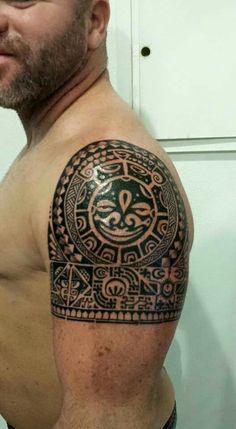 Half sleeve - Maori