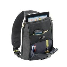 """NEW Solo STM751-4 Storm Collection 10"""" Tablet Sling backpack (Black) NWT"""