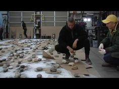 Cai Guo-Qiang gunpowder process