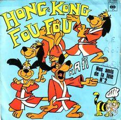 Voici les aventures comiques et loufoques de Perry, l'homme à tout faire du commissariat ! Bricoleur à ses heures, il cache surtout un secret, puisqu'il n'est autre que le fabuleux héros Hong Kong Fou Fou, maître des arts martiaux... du moins c'est ce qu'il dit !! Grâce à son manuel, il est capable d'utiliser n'importe quelle prise adaptée à la situation, et il poursuit les méchants à bord de sa foufoumobile, bardée de gadgets.  Hong Kong FouFou
