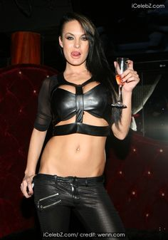 HeadQuarters Gentlemen's Club NYC Year Anniversary hosted by Lisa Ann/Kristen Price/Breanne Benson/Daisy Marie/Natasha Starr/Natalia Starr/Alektra Blue/Jayden James pictures Daisy Marie, 8 Year Anniversary, Leather Trousers, Leggings, Celebs, Celebrities, Girls Night Out, Leather Fashion, Gentleman