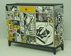 miniature retro furniture
