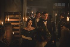 """Promotional still from the Victoria 2017 Christmas Special: """"Comfort and Joy."""""""