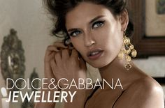 Dolce & Gabbana Fall Winter 2013 Collection (she is such a beautiful women)